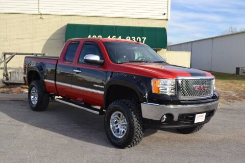 2013 GMC Sierra 1500 for sale at Eastep's Wheels in Lincoln NE