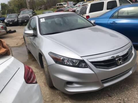2012 Honda Accord for sale at EADS AUTO SALES in Arlington TN