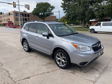 2016 Subaru Forester for sale at Mulder Auto Tire and Lube in Orange City IA
