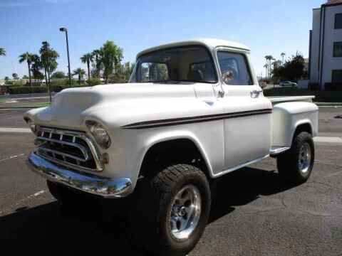 1957 Chevrolet Apache for sale at Corporate Auto Wholesale in Phoenix AZ