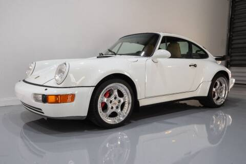 1994 Porsche 911 for sale at ZWECK in Miami FL