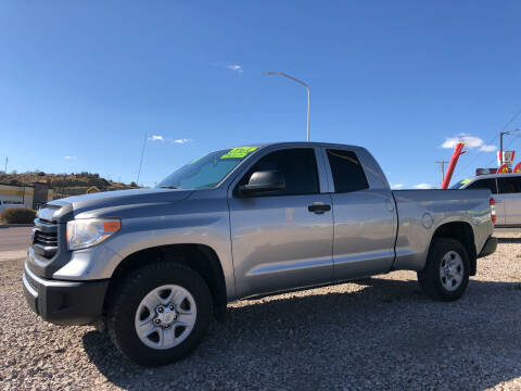 2015 Toyota Tundra for sale at 1st Quality Motors LLC in Gallup NM