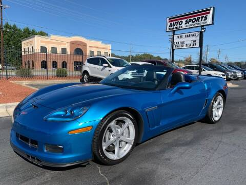2010 Chevrolet Corvette for sale at Auto Sports in Hickory NC