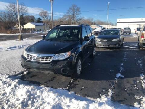 2013 Subaru Forester for sale at BORGMAN OF HOLLAND LLC in Holland MI