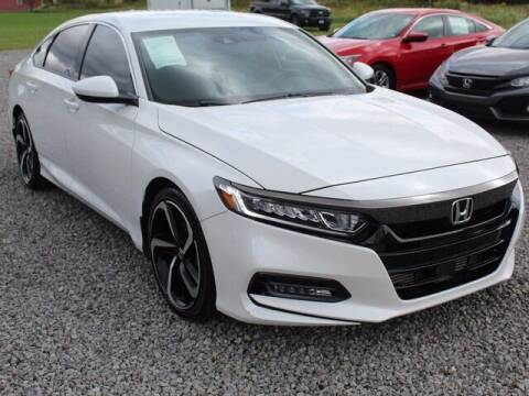 2020 Honda Accord for sale at Street Track n Trail - Vehicles in Conneaut Lake PA