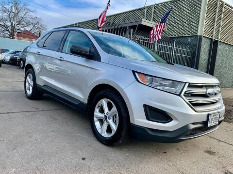 2016 Ford Edge for sale at Gus's Used Auto Sales in Detroit MI