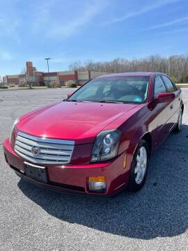 2007 Cadillac CTS for sale at Premium Auto Outlet Inc in Sewell NJ