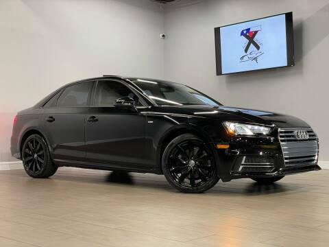 2018 Audi A4 for sale at TX Auto Group in Houston TX