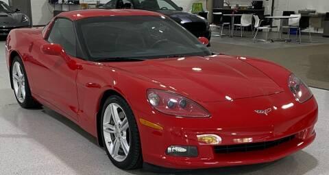 2008 Chevrolet Corvette for sale at Hamilton Automotive in North Huntingdon PA