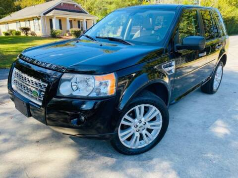 2010 Land Rover LR2 for sale at E-Z Auto Finance in Marietta GA