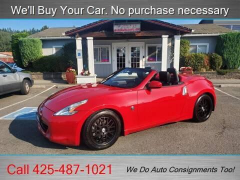 2011 Nissan 370Z for sale at Platinum Autos in Woodinville WA