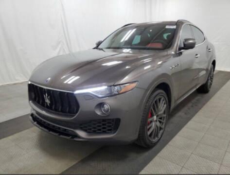 2017 Maserati Levante for sale at HW Used Car Sales LTD in Chicago IL