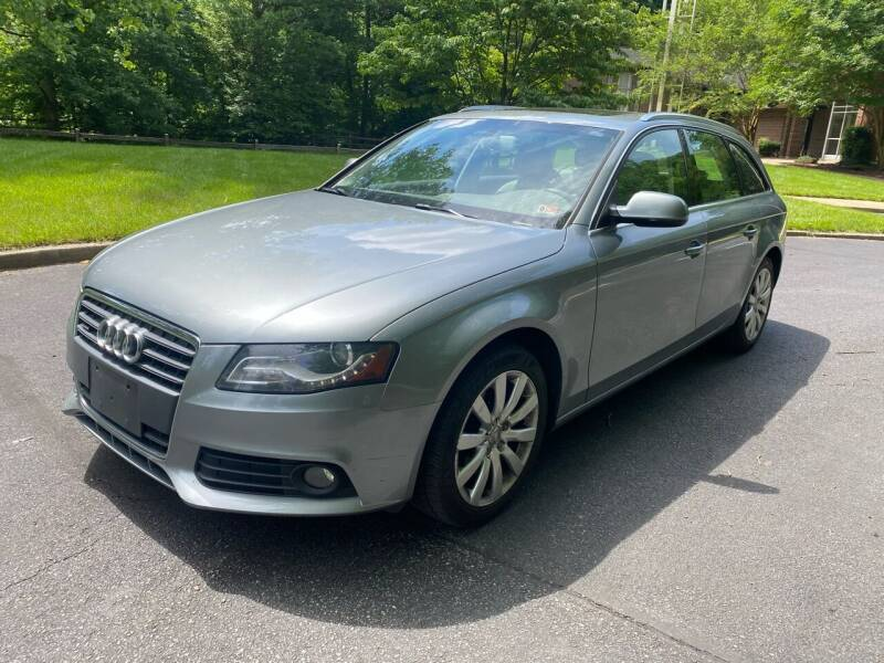 2010 Audi A4 for sale at Bowie Motor Co in Bowie MD