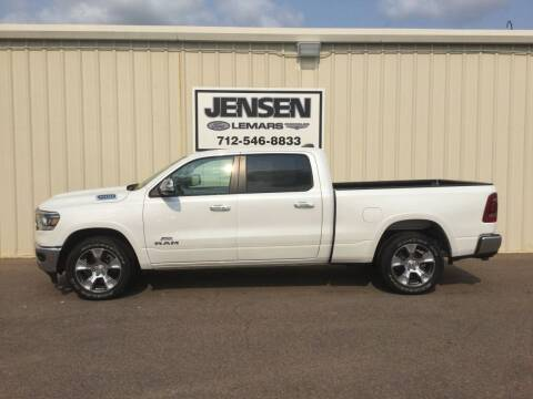 2021 RAM Ram Pickup 1500 for sale at Jensen's Dealerships in Sioux City IA