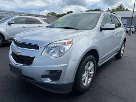2012 Chevrolet Equinox for sale at Blake Hollenbeck Auto Sales in Greenville MI