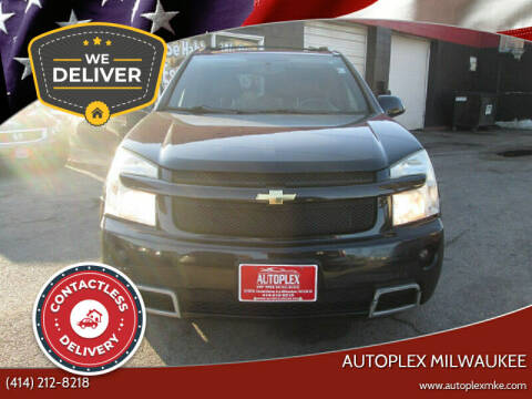 2009 Chevrolet Equinox for sale at Autoplex in Milwaukee WI