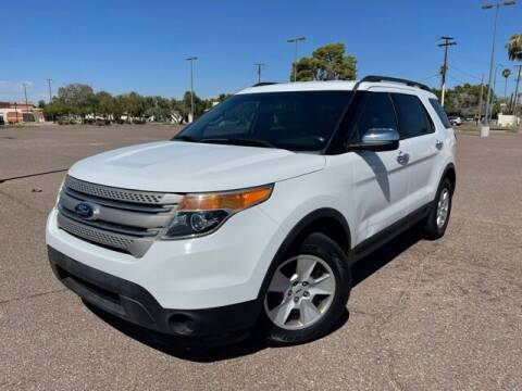 2014 Ford Explorer for sale at DR Auto Sales in Glendale AZ
