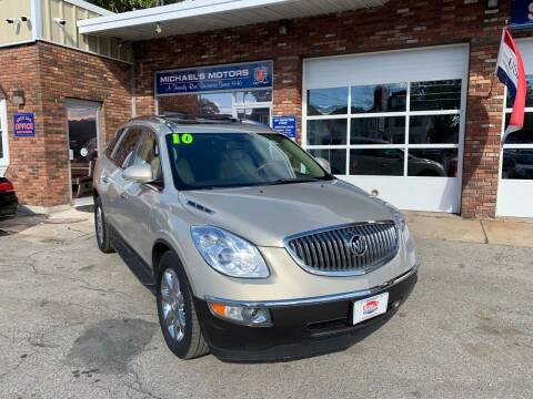 2010 Buick Enclave for sale at Michaels Motor Sales INC in Lawrence MA