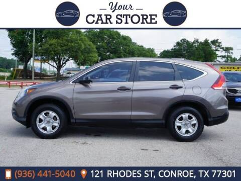 2012 Honda CR-V for sale at Your Car Store in Conroe TX