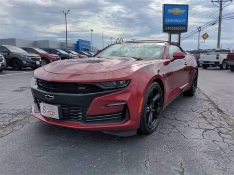 2019 Chevrolet Camaro for sale at Strosnider Chevrolet in Hopewell VA