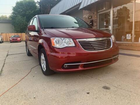 2011 Chrysler Town and Country for sale at LOT 51 AUTO SALES in Madison WI