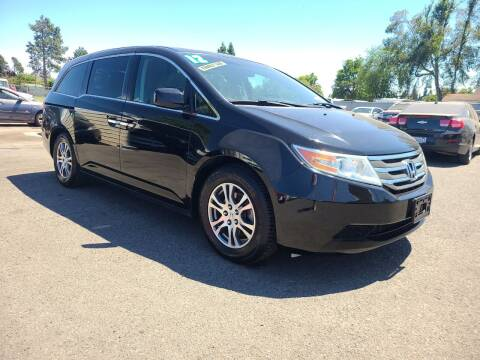 2012 Honda Odyssey for sale at Universal Auto Sales in Salem OR