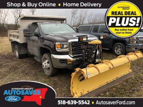 2018 GMC Sierra 3500HD for sale at Autosaver Ford in Comstock NY
