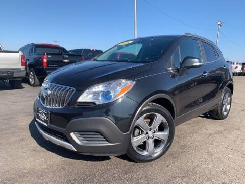 2014 Buick Encore for sale at Superior Auto Mall of Chenoa in Chenoa IL