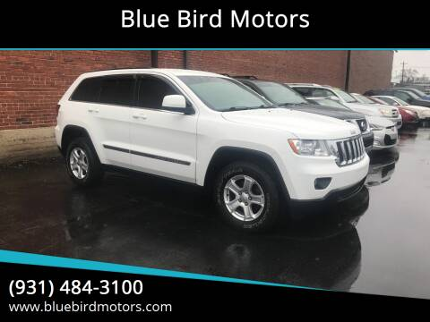 2013 Jeep Grand Cherokee for sale at Blue Bird Motors in Crossville TN