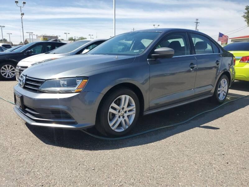 2017 Volkswagen Jetta for sale at Revolution Auto Group in Idaho Falls ID