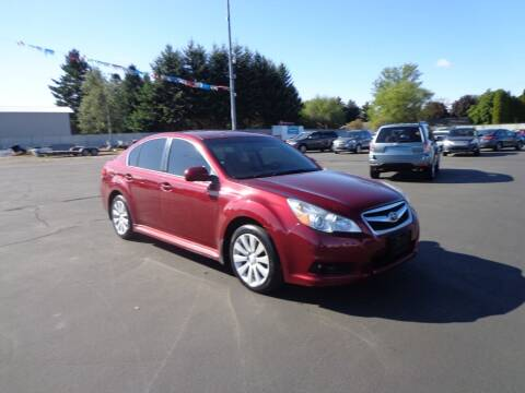 2011 Subaru Legacy for sale at New Deal Used Cars in Spokane Valley WA