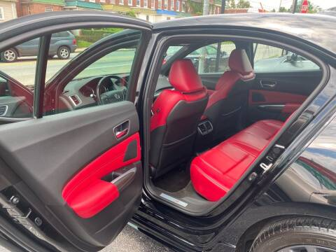 2019 Acura TLX for sale at Murrays Used Cars in Baltimore MD