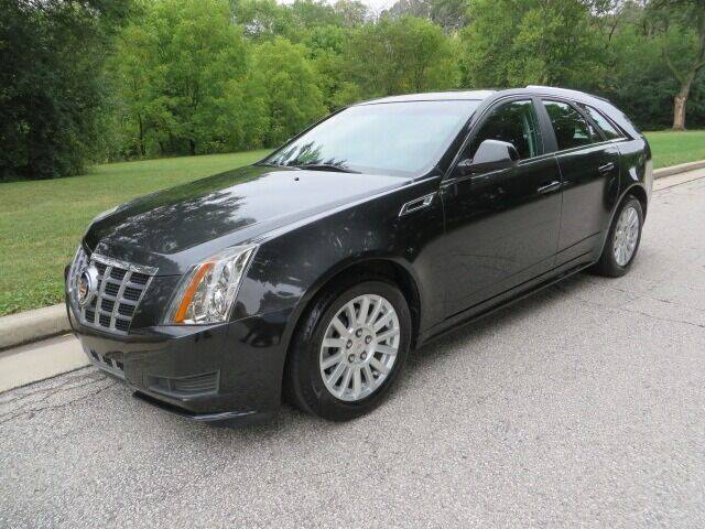 2012 Cadillac CTS for sale at EZ Motorcars in West Allis WI