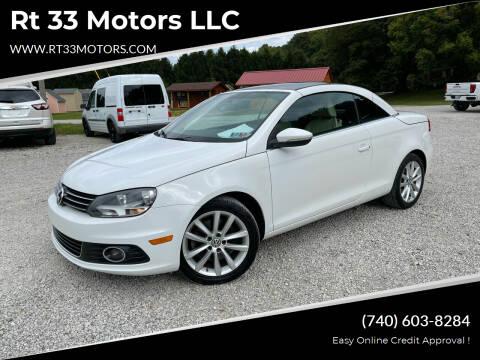 2012 Volkswagen Eos for sale at Rt 33 Motors LLC in Rockbridge OH