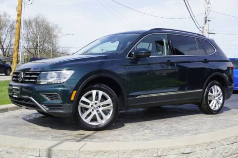 2018 Volkswagen Tiguan for sale at Platinum Motors LLC in Heath OH