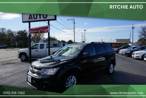 2013 Dodge Journey for sale at Ritchie Auto in Appleton WI
