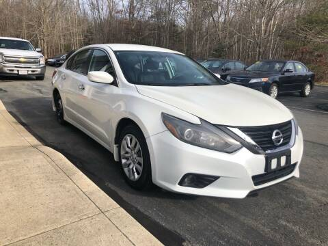 2017 Nissan Altima for sale at Elite Auto Sales in North Dartmouth MA