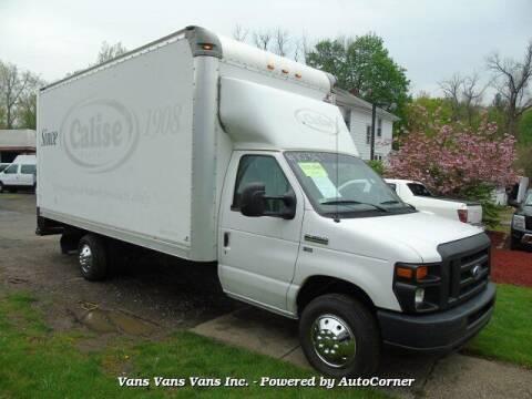 2016 Ford E-Series Chassis for sale at Vans Vans Vans INC in Blauvelt NY