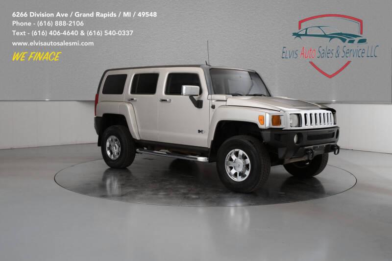 2006 HUMMER H3 for sale at Elvis Auto Sales LLC in Grand Rapids MI