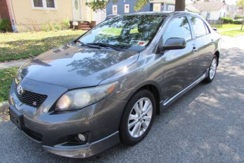 2010 Toyota Corolla for sale at First Choice Automobile in Uniondale NY