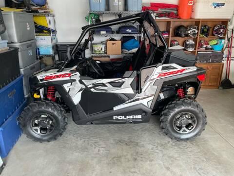 2018 Polaris 900 rzr eps for sale at ALOTTA AUTO in Rexburg ID