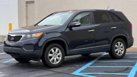 2012 Kia Sorento for sale at Carland Auto Sales INC. in Portsmouth VA