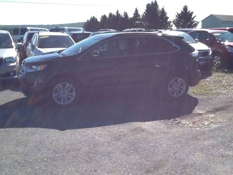 2015 Ford Edge for sale at Garys Sales & SVC in Caribou ME