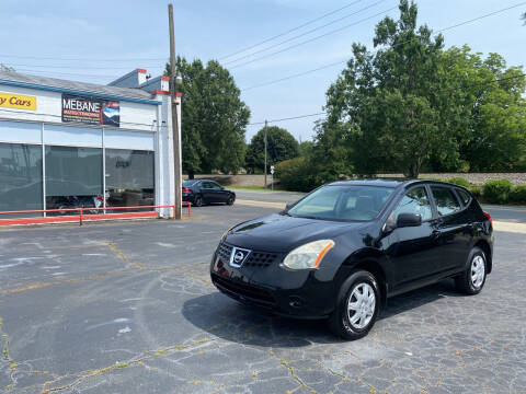 2008 Nissan Rogue for sale at Mebane Auto Trading in Mebane NC
