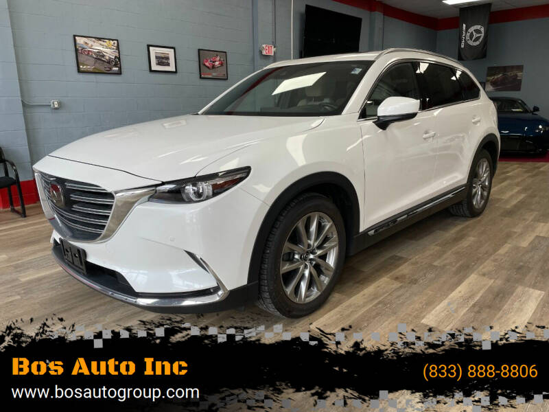 2018 Mazda CX-9 for sale at Bos Auto Inc in Quincy MA
