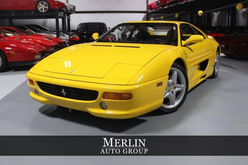 Used Ferrari F355 For Sale Carsforsale Com