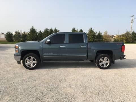 2014 Chevrolet Silverado 1500 for sale at B K Auto Inc. in Scott City KS