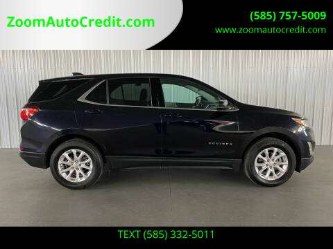 2020 Chevrolet Equinox for sale at ZoomAutoCredit.com in Elba NY