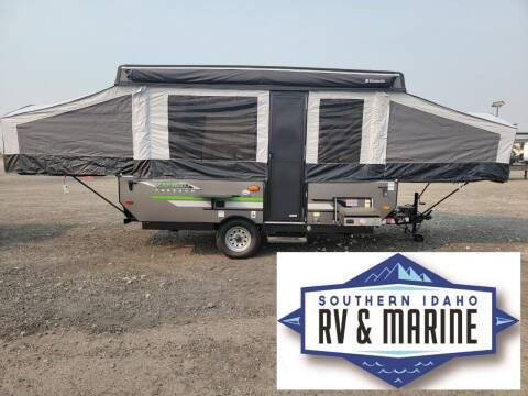 2022 FOREST RIVER ROCKWOOD FREEDOM 1910ESP-W for sale at SOUTHERN IDAHO RV AND MARINE - New Trailers in Jerome ID