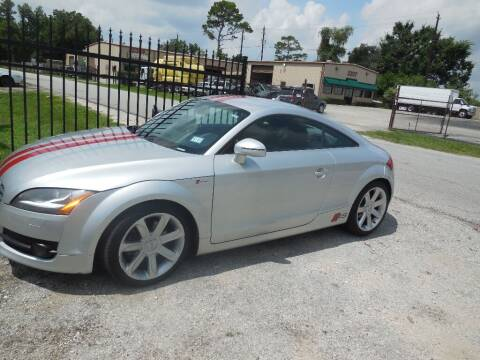 2008 Audi TT for sale at SCOTT HARRISON MOTOR CO in Houston TX